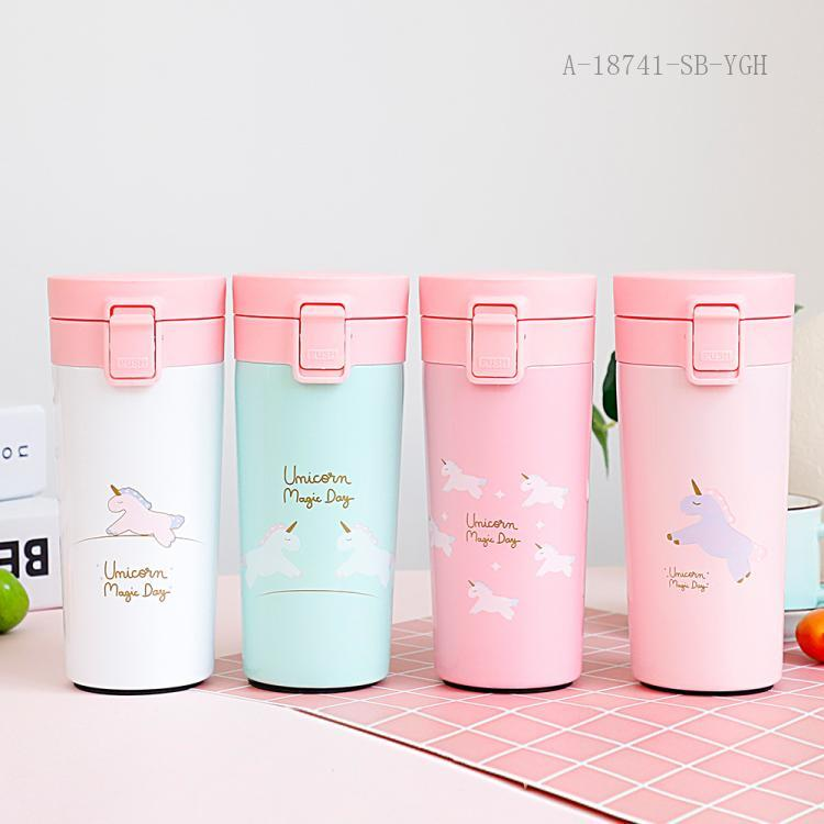 Unicorn Coffee Cup  Color box  18*8*6.5cm  400ml