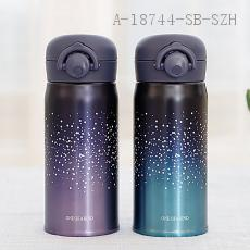 HS-6867  Thermos cup  Color box  17*6.6cm 350ml