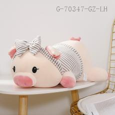 Small Shower Cap Pig Doll  50cm  570g