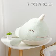 Large Narwhal Doll  60cm  705g