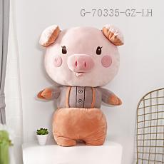 Large Bib Pants Pig Doll  70cm  1300g