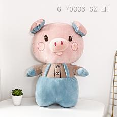 Medium Bib Pants Pig Doll  50cm  650g
