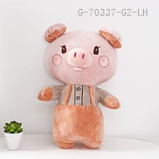 Small Bib Pants Pig Doll  40cm  400g