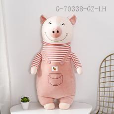 Large Bib Pants Pig Doll  75cm  940g