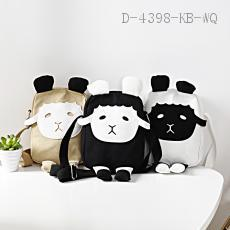 Lamb Children's Bag  30*16*5cm