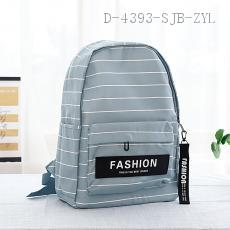 Waterproof Canvas Backpack  39.5*27.5cm