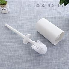 LS020  Simple With Base Toilet Brush  9*9*39CM