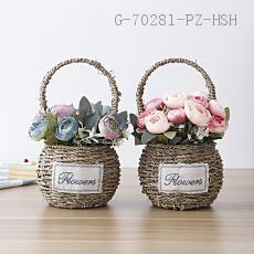CYY-46  Potted Plant  15*15*25cm