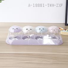9104  Rabbit Seasoning Box  40.3*13.2*10cm
