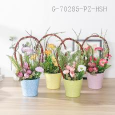 CYY-25  Potted Plant  17*15*12cm
