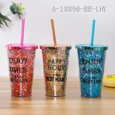Water Cup  450ml  15.5*10*6.5c
