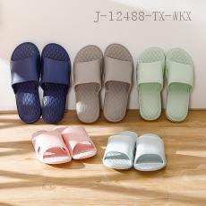 Diamond Shaped High Elastic Bathroom Slippers  36/37 38/39 40/41 42/43 44/45