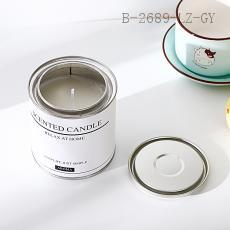 Large Tin Can Candle  8.8*8.5cm