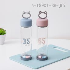 Glass Cup  5.5*5.5*22cm
