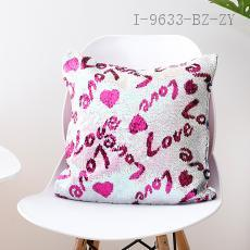 Sequin Pillow  40*40cm  370g