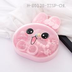 Cute Bunny Hair Accessory Set