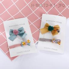 Bow Simple Hair Clip