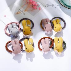 Star Rabbit Rubber Band
