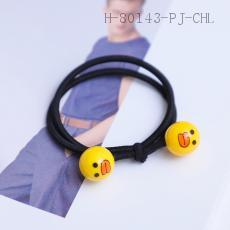 Small Yellow Duck Simple Rubber Band