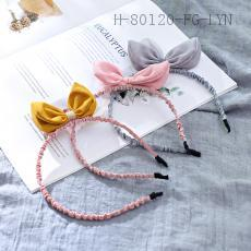 Children's Rabbit Ear Yarn Barrette