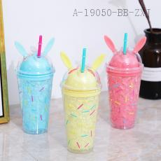 Ice Cream Rabbit Ice Cup  22*6.5cm