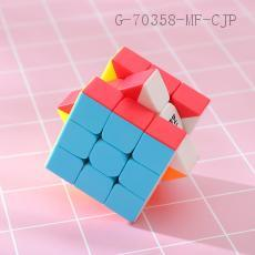 QY1024  Warrior Third-Order Cube  5.5*5.5*5.5cm