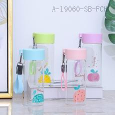 Fruit Frosted Glass  Color box  17.2*6.8*6.5cm