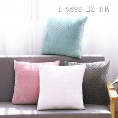 Pressed Geometric Pillow  41*41cm  300g
