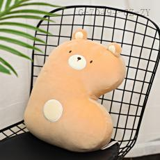 Letter Series Plush Toy B Type  37*33cm  500g
