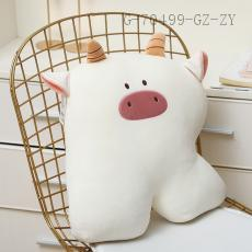 Letter Series Plush Toy R Type  38*35cm  600g