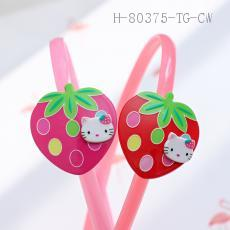 Children's Fruit Cartoon Barrette
