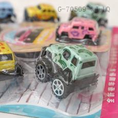 2529  Colorful Off-Road Car Model toy