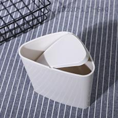 9715  Triangle Trash Can  16.5*10.4*15.6cm