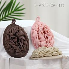 Encrypted Bath Flower Wipe  28g  13*17cm