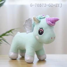 9-inch Angel Rainbow Unicorn Doll