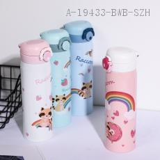 0006  Owl  Thermos Cup  Color Box  500ml  22*6.5cm