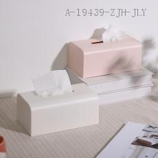 Large Desktop Tissue Box  OPP Bag  21.8*12.3*9.5cm