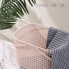 Simple Home Storage Basket  OPP Bag  35*30cm
