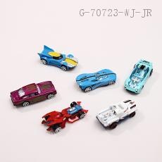 Alloy Car Toy  Color Box  5*7*12cm