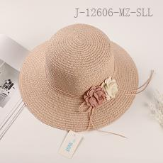 Fresh Flower Garden Sun Hat