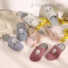 KX-19-4  Autumn And Winter Slippers  OPP Bag