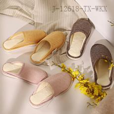 KX-19-3   Autumn And Winter Slippers  OPP Bag