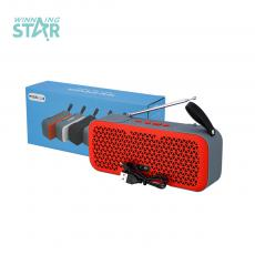 Mini Portable Fashion Rechargeable Handle Speaker with Bluetooth,USB Charging Cable,1200Mah Lithium Battery