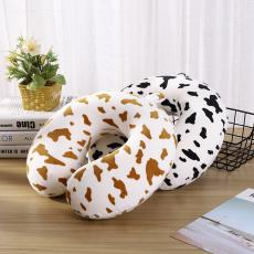 Cow Pattern U-shaped Pillow